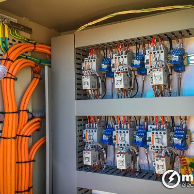 Industrial Work McSpark Electrical